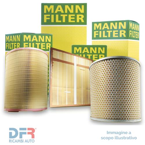 1 MANN-FILTER Filtro aria X3 Z4 Z4 Coupé